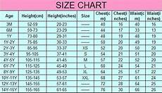 Boden Kids Size Chart Kids Size Chart For Clothes For Accurate Clothing Sizes