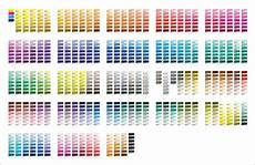 Print Pantone Color Chart Repromagic San Diego Printer Print Tips The Difference
