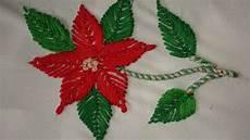 embroidery 17 kashmiri stitch chain stitch