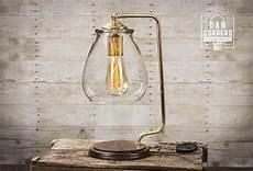Light Bulb Shades Glass Shade Edison Bulb Table Lamp Brass Dan Cordero