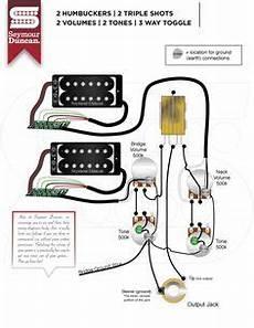 Duncan Designed Wiring Diagram Wiring Diagrams Seymour Duncan Seymour Duncan Wire