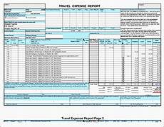 Travel Plan Excel 8 Business Travel Plan Template In Excel