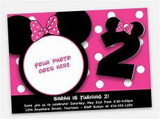 Minnie Mouse Birthday Invitations Free Free Printable Minnie Mouse Party Invitations