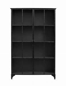 downtown iron cabinet black nordal eu