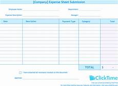 Basic Expense Report Template Expense Report Template Track Expenses Easily In Excel