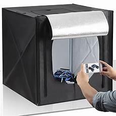 Professional Product Photography Light Box Amzdeal Light Box Photo Studio 20 X 20 Inch Professional