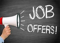 Job Offer Andrew Hudson S Jobs List Great Jobs Harvested Locally