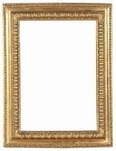 cornici immagini coppia di cornici in legno intagliato e dorato toscana