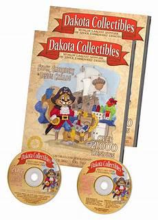 Dakota Embroidery Design Collection 2012 Dakota Collectibles Library By Dakota Collectibles