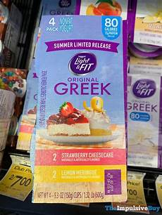 Dannon Light And Fit Greek Lemon Meringue Dannon Light Fit Original Greek Summer Limited Release