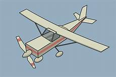 Airplanes Drawings 4 Ways To Draw A Plane Wikihow