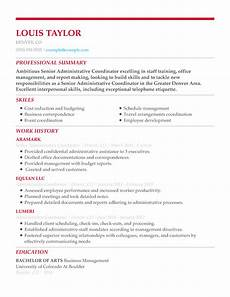 Administrative Skills Examples Use This 1 Administrative Assistant Resume To Start Yours