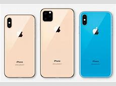 Apple iPhone XI Max will lead three new iPhones in 2019