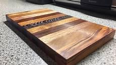 Cutting Board Design Plans How To Make A Cutting Board Schneidbrett Diy Youtube