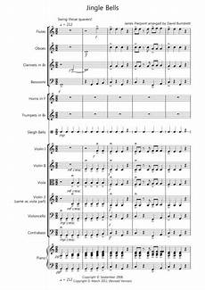 Orchestra Bells Note Chart Jingle Bells For School Orchestra By J Pierpont Digital