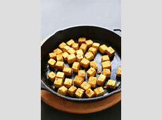 Quick & Easy Crispy Tofu   Minimalist Baker Recipes