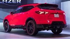 2019 Chevy Blazer 2019 chevy blazer rs unveiled details specs interior