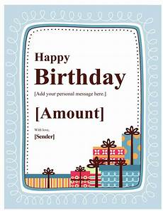 Email Birthday Card Templates 41 Free Birthday Card Templates In Word Excel Pdf