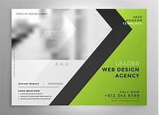 Pamphlet Design Template Green Brochure Template Presentation Design Download