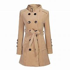 buy winter coat breasted wool trench