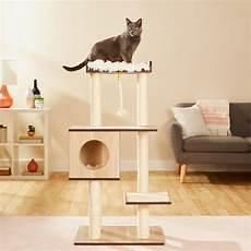 Modern Cat Frisco 47 5 In Modern Cat Tree Chewy