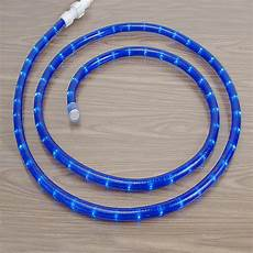 How To Cut 120v Rope Light Custom Blue Rope Light Kit 120v 1 2 Quot Novelty Lights