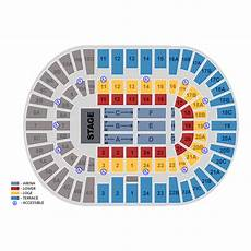 Pechanga Casino Seating Chart Pechanga Arena San Diego San Diego Tickets Schedule