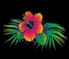 flower wallpaper t shirt colorful neon hibiscus flower t shirt plus size or