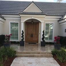 Landscape Lighting Vero Beach Elegant Front Entry Way Designed By Palm Coast Landscape