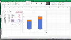 Excel Box And Whisker Box And Whisker Plot Using Excel 2016 Youtube