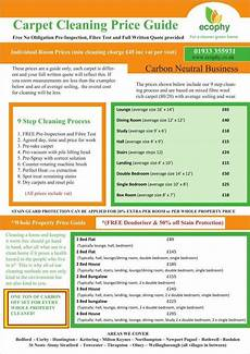 House Cleaning Price Guide 8 Cleaning Price List Templates Free Word Pdf Excel