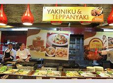 Feast of Flavors in The Buffet International Cuisine