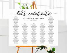 Template For Wedding Table Plan Wedding Seating Plan Templates 183 Wedding Templates And