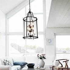 Contemporary Lantern Lighting Brizzo Lighting Stores 36 Quot Lantern Contemporary Rubbed