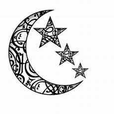 Moon And Stars Design Designs By Troy Jones Moon Moon
