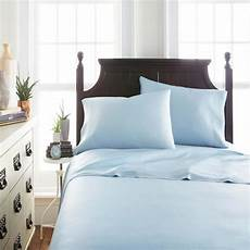 becky cameron 4 light blue solid 300 thread count