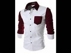 Designer Shirt Pattern New Design For Men Shirts Half Half Shirt Design 2017