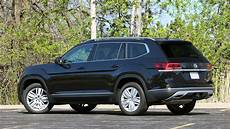 Vw Atlas Comparison Chart 2018 Volkswagen Atlas Review A Big Deal