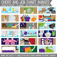 Chore Chart Pictures Chore Chart Clipart Printable Illustrations Creative