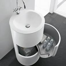 bagni in corian mobile da bagno moon free standing con lavabo in corian