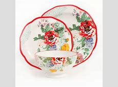 The Pioneer Woman Country Garden 12 Piece Decorated