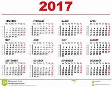 Week Calendar 2017 Calendar Template Horizontal Weeks First Day Monday