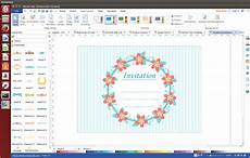 Invitation Design Software For Mac Invitation Card Software For Linux