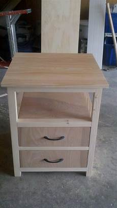 white nightstand diy projects