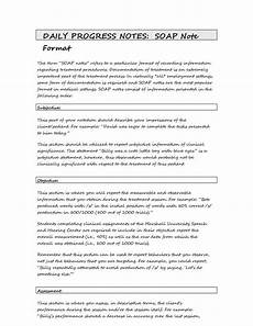 Soap Notes Templates 40 Fantastic Soap Note Examples Amp Templates Template Lab