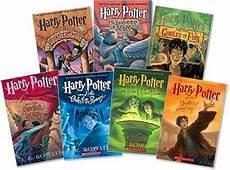 Harry Potter Malvorlagen Novel Summer Reading Harry Potter Series A Spirited Mind