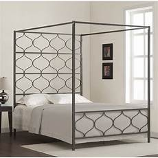 iron bed canopy canopy bed frames assemble size