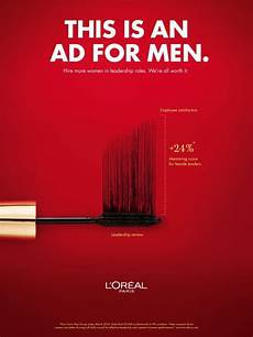 Ads Of The World L Oreal S Bold New Ad Campaign Has A Message For Men Hire