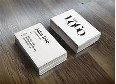 Business Mockup Realistic Business Card Mockup Graphicburger