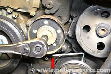 Mercedes Benz W203 Idler Pulley Replacement 2001 2007
